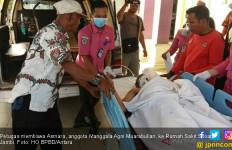 Anggota Satgas Karhutla Batanghari Meninggal Usai Tertimpa Batang Pohon - JPNN.com