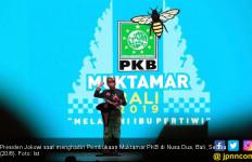 Muktamar Sukses, PKB Senang Pak Jokowi Gunakan Pakaian Hijau - JPNN.com