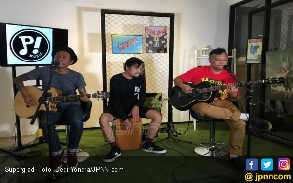 Superglad Umumkan Lagu dan Formasi Baru - JPNN.com