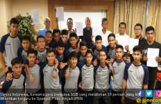 Daftar 19 Pesepakbola Muda yang Dikirim Vamos Indonesia Berguru ke Spanyol - JPNN.com