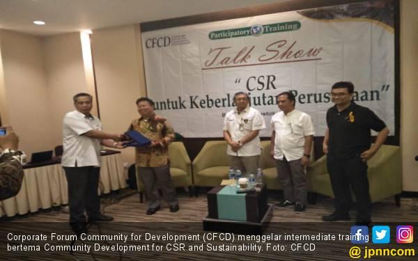Berbisnis Tidak Lepas Dari Aspek Lingkungan, CFCD Gelar Training Level Intermediate - JPNN.com