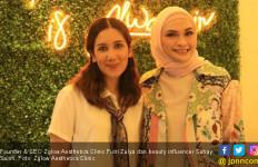 CEO Zglow Aesthetics Clinic Futri Zulya Ingin Buka 1.000 Lapangan Kerja Bagi Wanita - JPNN.com