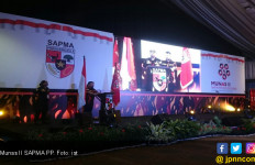 SAPMA PP Mendukung Program Pembangunan SDM Jokowi - JPNN.com