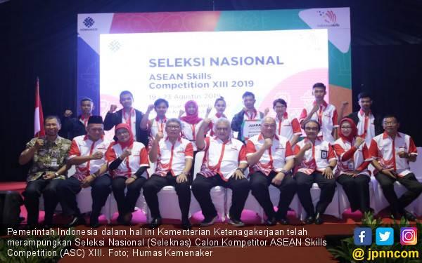 Indonesia Siapkan Kompetitor ASEAN Skills Competition 2020 - JPNN.com