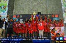 M'Private Soccer School Juara IJL U-13 - JPNN.com