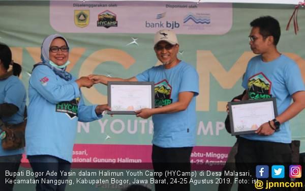 Ade Yasin: Pemkab Bakal Bangun Infrastruktur demi The Hidden Paradise di Bogor Barat - JPNN.com