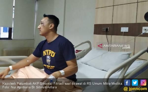 Kapolsek Patumbak Dikeroyok Pengedar Narkoba - JPNN.com