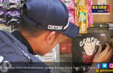 Gempur Rokok Ilegal Cegah Potensi Kerugian Negara Lebih dari Rp 29,6 Miliar - JPNN.com