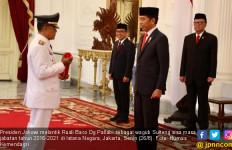 Rusli Baco Dilantik jadi Wagub Sulteng di Istana Negara - JPNN.com