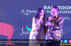 Duet Ucie Sucita dan Auri Jaya Meriahkan Gala Dinner JPNN.Com - JPNN.com
