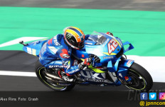 Lihat Detik-Detik Kemenangan Alex Rins di Inggris dan Klasemen MotoGP 2019 - JPNN.com