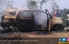 Istri Sewa 4 Pembunuh Bayaran: Serah Terima Jasad Suami dan Anak di SPBU - JPNN.com