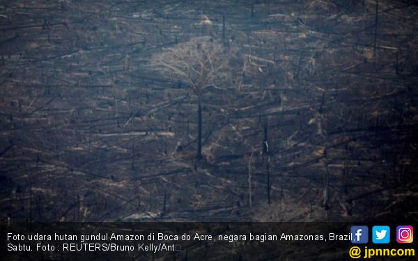 Menlu Larang Para Dubes Libur Selama Ada Kebakaran Hutan - JPNN.com