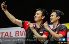 Daddies Cuma Butuh 25 Menit Tembus 16 Besar China Open 2019 - JPNN.com