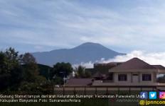 Aktivitas Meningkat, Gunung Slamet Masih Berstatus Waspada - JPNN.com