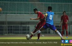 Timnas Indonesia Menang Telak atas Persika, Dutra Cetak Satu Gol - JPNN.com