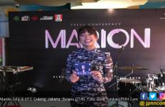 Marion Jola Menangis Produksi Album Perdana - JPNN.com
