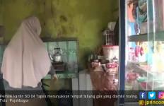 Selain Gasak Laptop, Uang Infak dan Komputer, Maling di Bogor Juga Mengambil Sisa Gorengan - JPNN.com