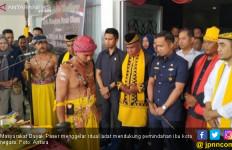 Lihat, Warga Dayak Paser Gelar Ritual Adat Dukung Pemindahan Ibu Kota - JPNN.com