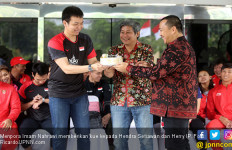 Menpora Beri Kejutan Buat Hendra Setiawan dan Herry IP - JPNN.com