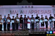 Pesan Wapres Jusuf Kalla pada Puncak Peringatan Hakteknas 2019 - JPNN.com