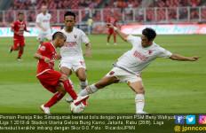 Persija 0 vs 0 PSM: Macan Kemayoran Tetap Papan Bawah - JPNN.com