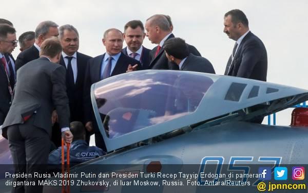 Turki Beli Senjata dari Rusia, Menhan AS Sewot - JPNN.com
