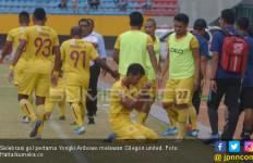 Sriwijaya FC 3 vs 0 Cilegon United: Kemenangan Tuan Rumah Terasa Hambar - JPNN.com