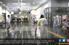 Banjir di Jepang Tewaskan Dua Orang - JPNN.com