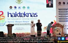 Hakteknas 2019 di Bali, Menteri Nasir: Menularkan Semangat Iptek dan Inovasi ke Daerah - JPNN.com
