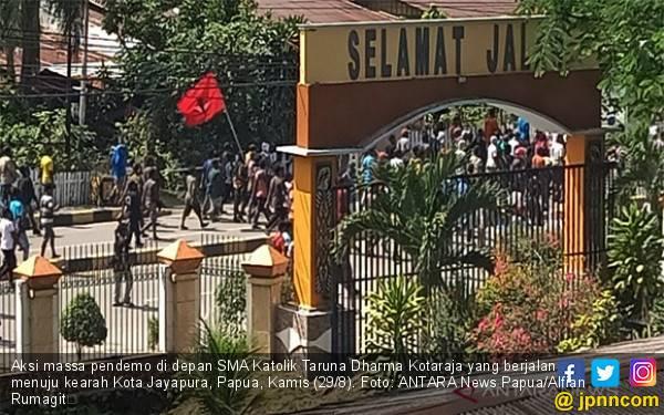 Papua Memanas, Persekutuan Gereja Gelar Doa Bersama - JPNN.com