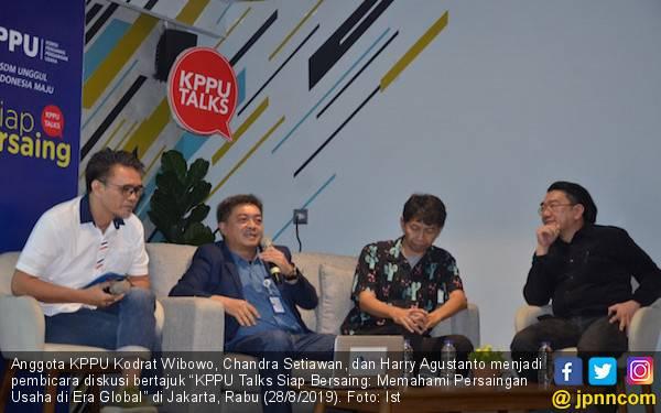 KPPU Ajak Masyarakat Harus Siap Menghadapi Persaingan di Era Ekonomi Digital - JPNN.com