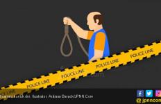 Diduga Terlilit Utang, Satpam OJK Bunuh Diri di Tempat Kerja - JPNN.com