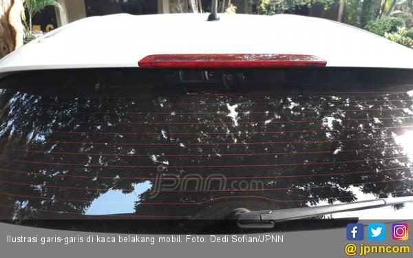 Garis-Garis di Kaca Belakang Mobil Bukan Hiasan, Ini Fungsinya - JPNN.com