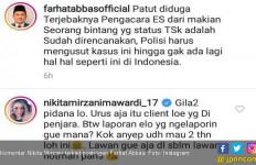 Nikita Mirzani Tantang Farhat Abbas Duel di Ring Tinju - JPNN.com