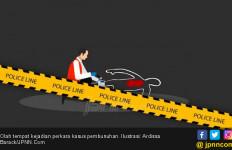 Identitas Korban Pembunuhan di Mustika Jaya Masih Misteri, Polisi Sebar Sketsa Wajahnya - JPNN.com
