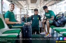 Bhayangkara FC vs Persebaya: Senjata Bernama David Da Silva - JPNN.com