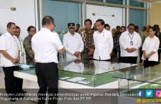 Jokowi Akui Pembangunan Bandara Yogyakarta Paling Cepat - JPNN.com
