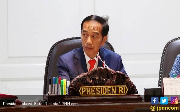 Manfaatkan Perang Dagang, Jokowi Ingin Produk Mebel Tembus Pasar Dunia - JPNN.com