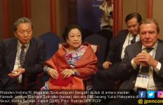Cerita Bu Mega soal Pemindahan Ibu Kota RI di Depan Tokoh Dunia - JPNN.com