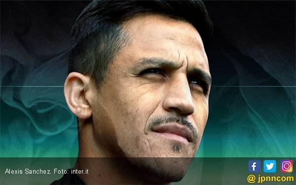 Inter Milan Resmi Pinjam Alexis Sanchez Sampai Juni 2020 - JPNN.com