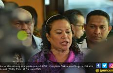 Sambangi KSP, Irene Sebut Kemarahan Masyarakat Papua Akumulasi Kekecewaan - JPNN.com
