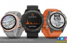 Garmin Merilis Jam Tangan Pintar dengan Fitur GPS dan Solar - JPNN.com