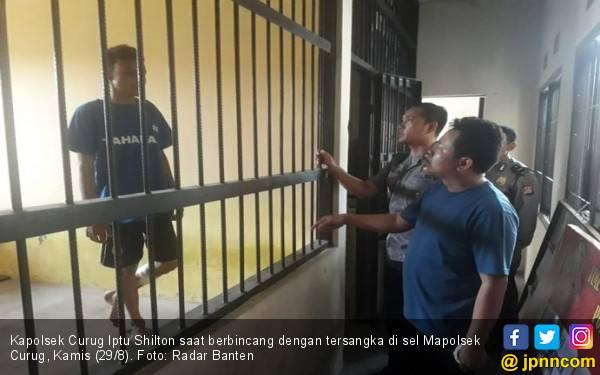 Betis Kirinya Ditembak Polisi, Andri Meringis Kesakitan - JPNN.com