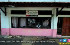 Kantor Antara Biro Papua Dirusak Massa, Kami Ikut Prihatin - JPNN.com
