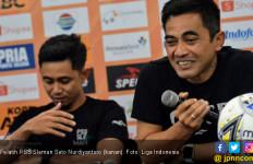 Pelatih PSS Seto Nurdiyantoro Terkejut Taktik Anyarnya Bisa Berhasil - JPNN.com