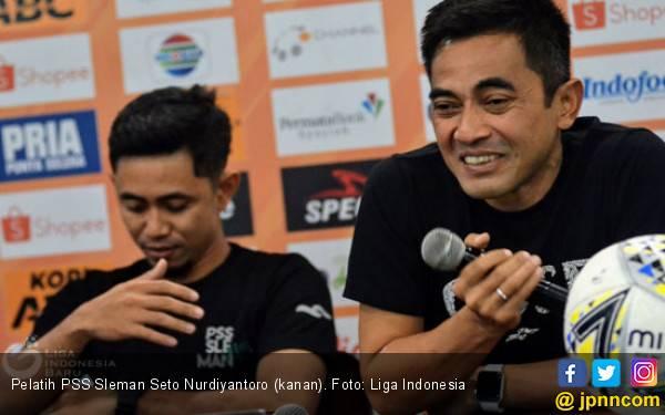 Bomber PSS Sleman Cetak 11 Gol, Seto Nurdiyantoro Belum Puas - JPNN.com
