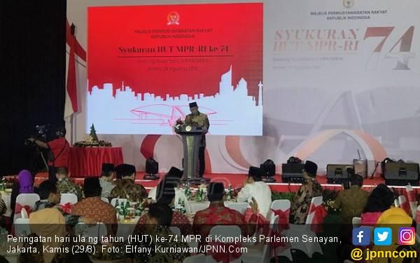 MPR Ultah, Zulkifli Bercerita soal Daerah Merasa Disakiti - JPNN.com