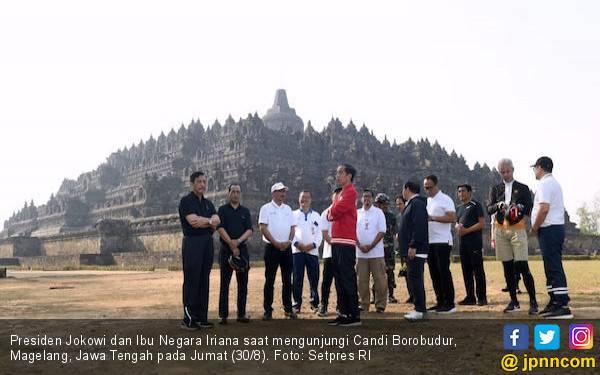 Jokowi: Pengembangan Empat Destinasi Wisata Harus Dipercepat - JPNN.com