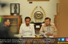 Mendadak Jokowi Gelar Rapat Terbatas soal Papua, Wajahnya Lelah - JPNN.com